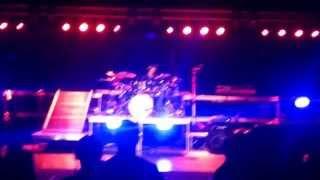MHS Illusion 2014 --- Thomas Hoover Drum Solo