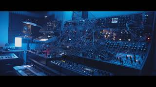 Live Stream // 'Snow Drift' Unattended Generative Ambient (Disting EX, Nebulae, DPO, Vector)
