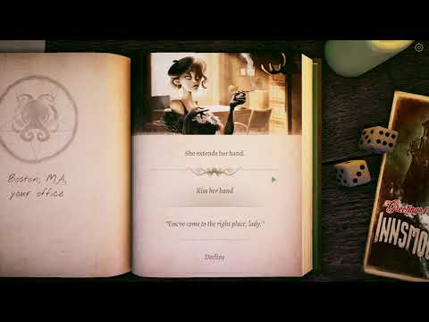 Love This Game Already - THE INNSMOUTH CASE  