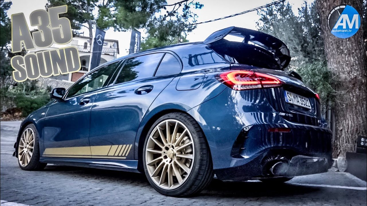 Mercedes Amg A35 Pure Sound