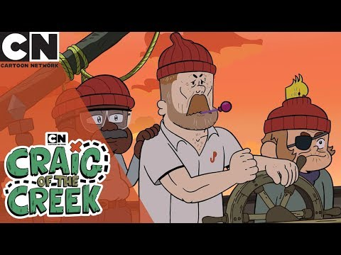 Craig of The Creek | Crayfish | Cartoon Network UK