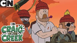 Craig of The Creek | Crayfish | Cartoon Network UK 🇬🇧