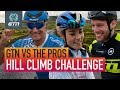 Hill Climb Challenge | GTN Vs The Pros