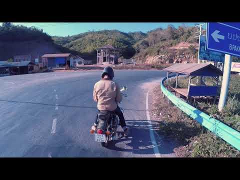 Laos  Thailande du nord en Royal Enfield   Novembre   Décembre 2019   Film 2 vmusicale 2