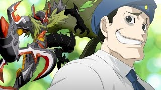 [Episode 39] Cardfight!! Vanguard G Official Animation