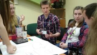 Подготовка презентации на английском языке в малой группе