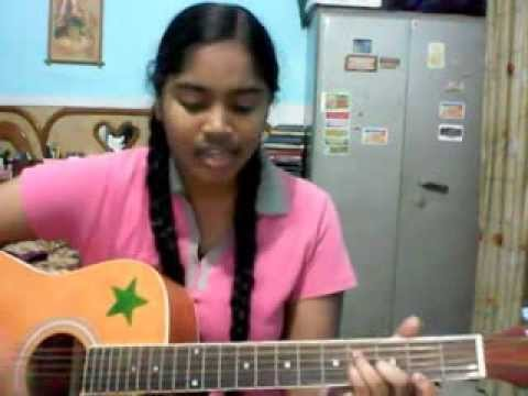 Ariyathe Ninayathe (Female version) acoustic cover by @ngel @r@si.. !!!^.^!!!!