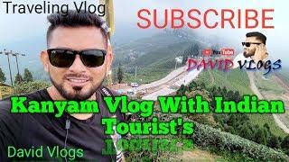 कन्याम ईलाम With Indian Tourist ll Kanyam ll Traveling Vlog ll David Vlogs