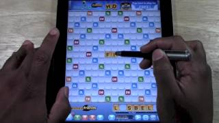 How to Master Words With Friends - Tip 1 | H2TechVideos