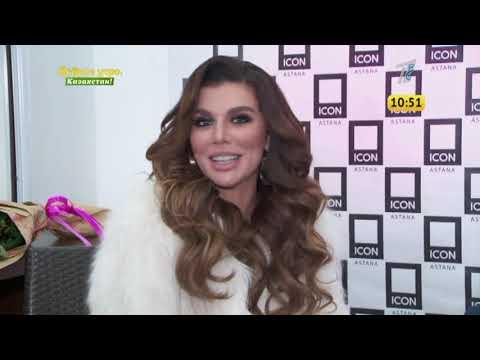 Анна Седокова в эфире Первого канала Евразия рассказала об отношениях с Анатолием Цой