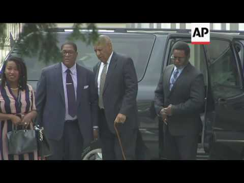 Judge to Deadlocked Cosby Jury: Keep Trying