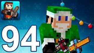 Pixel Gun 3D - Gameplay Walkthrough Part 94 - Happy Tree Slayer, Ruler Sword (iOS, Android)
