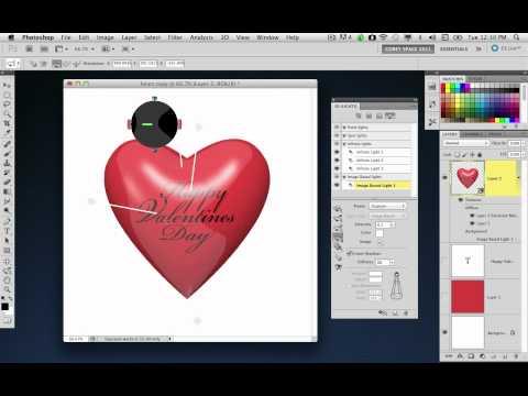3D Foil Balloon Effects – Photoshop CS5 Extended Tutorial
