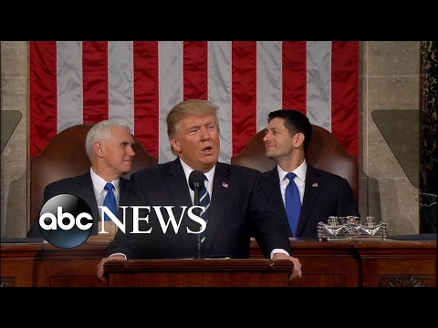 Trump Congress Speech on School Choice, Education Funding | ABC News