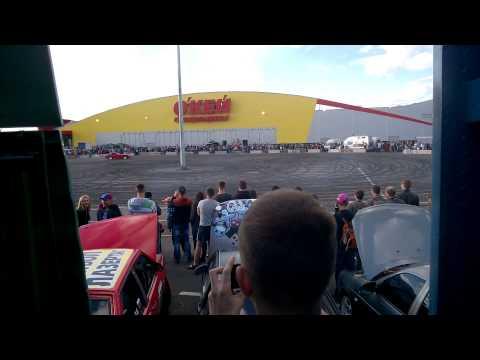 ДРИФТ-ШОУ 2015 (3 часть)