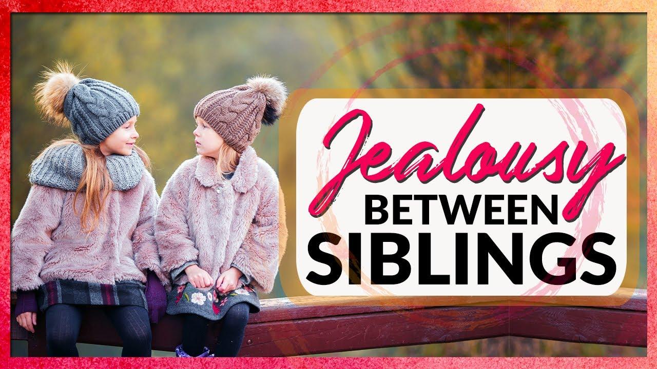 Early Childhood Development Pamphlets   Health, Seniors ...  Jealousy Between Siblings