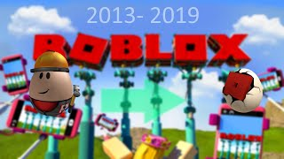 All of ROBLOX's Egg Hunt Trailers (2013-2019)