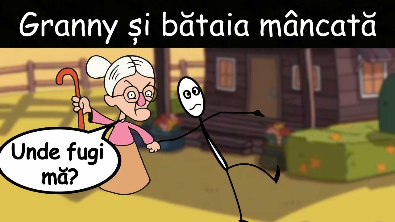 Granny În Viața Reală