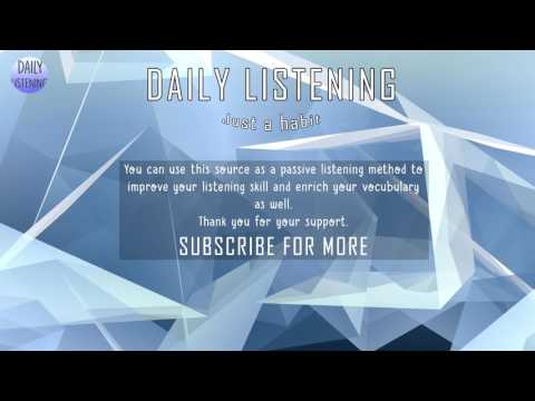 Daily Listening Lesson 18   CHINESE PEOPLE IN NORTH AMERICA   English CC