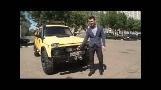 видео Тюнинг ВАЗ-2131. Борьба с вибрацией