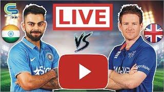 India Vs England 2nd ODI Match 🔴 Watch Live | Star Sports Live Streaming | ODI Series 2018