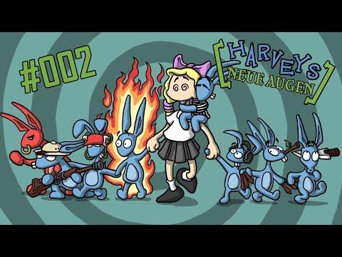 Lets Play HARVEYS NEUE AUGEN ♦ Folge 002 ♦ Hello Mister Freeman!?