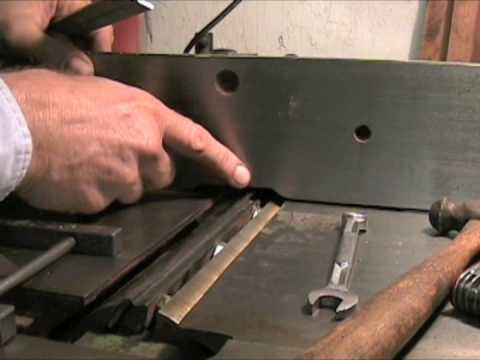 5 How To Install Jointer Blades After Sharpening