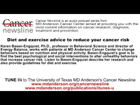 Could Walking Help Lower Cancer Risk