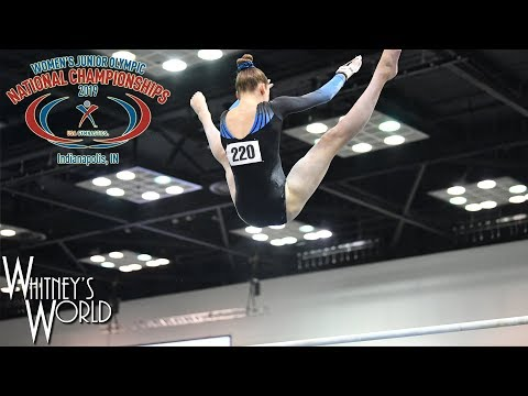 USA Gymnastics J.O. Nationals 2019 | Whitney Bjerken