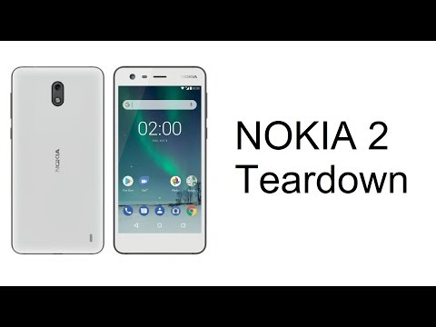 Nokia 2 Teardown. - Quality Construction.