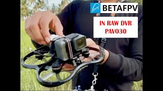In RAW DVR PAVO30 Learn how to race with gate