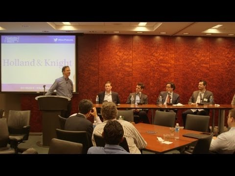 Developer Patent Summit: Chicago - Panel Discussion
