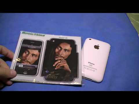 Music Skins for iPhone 3G install