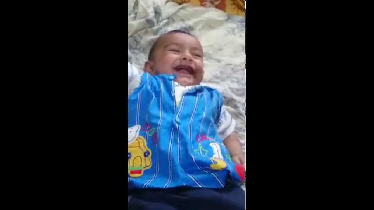 how to make a baby laugh youtube