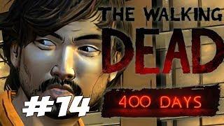 The Walking Dead DLC 400 Days - Бонусный Эпизод 400 Дней - Прохождение #14
