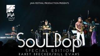 "SoulBob Special Edition ""Sponge"" Live At Java Jazz Festival 2010"