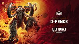 The Colors of Defqon.1 2018 | BLACK mix by D-Fence