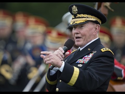 Martin Dempsey - Military Retirement Speech