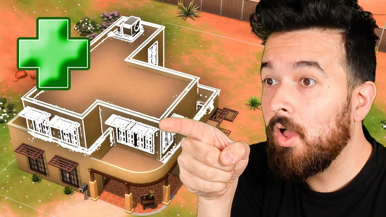 I added a whole new level to this house! Dream Home Decorator (Part 26)