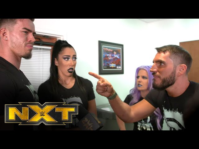 Johnny Gargano is sending Austin Theory to therapy: WWE NXT, Feb. 24, 2021
