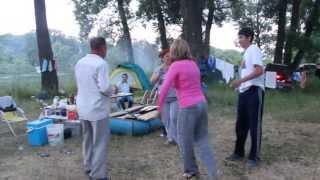 На дне рождения мы танцуем татарские напевки
