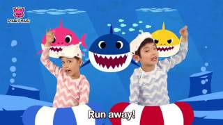 Video Dance Baby Shark (Lagu Anak) download MP3, 3GP, MP4, WEBM, AVI, FLV November 2018