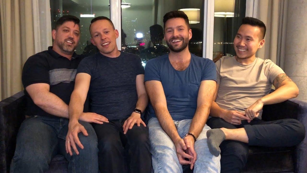 Gay handjob movie trailers