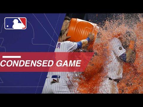 Condensed Game: TB@NYM - 7/6/18