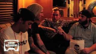 ISSUES Interview | Self Titled | Stingray Affliction | Acoustic Record | Christmas Music