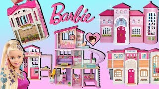 Barbie Dollhouse Collection - My Full Barbie Dreamhouse Toys
