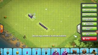 Clash of Clans Büyük Hata !! (Clash of Clans Big Bug)