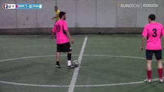 Euro 2016 F24 - Spagna vs Galles [ 1^ Giornata ]