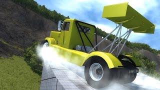 T65 Racing Truck - BeamNG.drive
