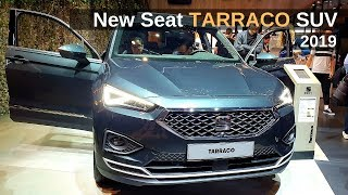 New SEAT Tarraco Xcellence 2019 Review Interior l First Big SUV